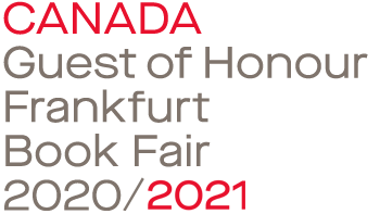 Canada Guest of Honour Frankfurt Book Fair 2020