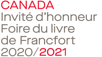 Invité d'honneur Foire du livre de Francfort 2020