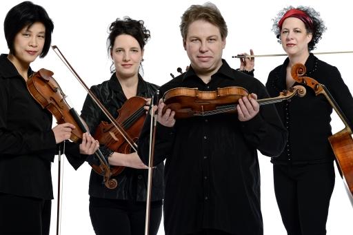 Quatuor Bozzini © Michael Slobodian