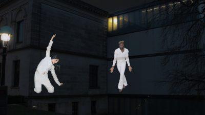 Digital Dialogues : Furey and Aholou-Wokawui dancing