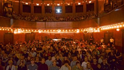 Audience of the 19th ilb-opening